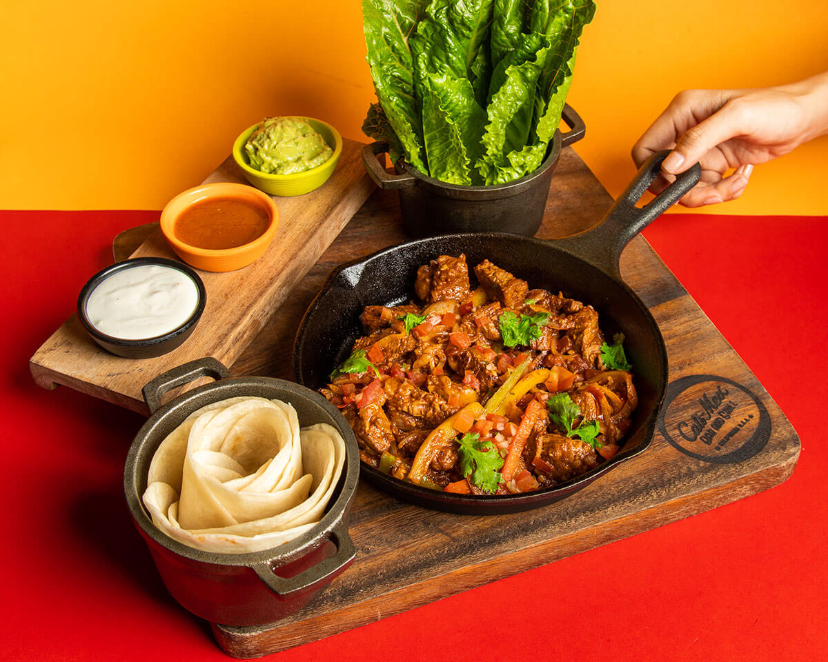 Best Fajitas in Bangkok